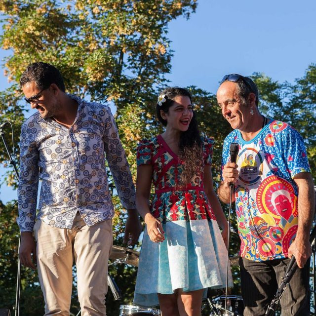 Virginia Cambucci Imed Alibi et JeanLuc Thomas  festivalhellip