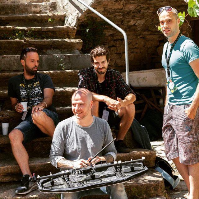 UEI  festival detoursdumonde solosdumonde musiquesdumonde lozere ete2016