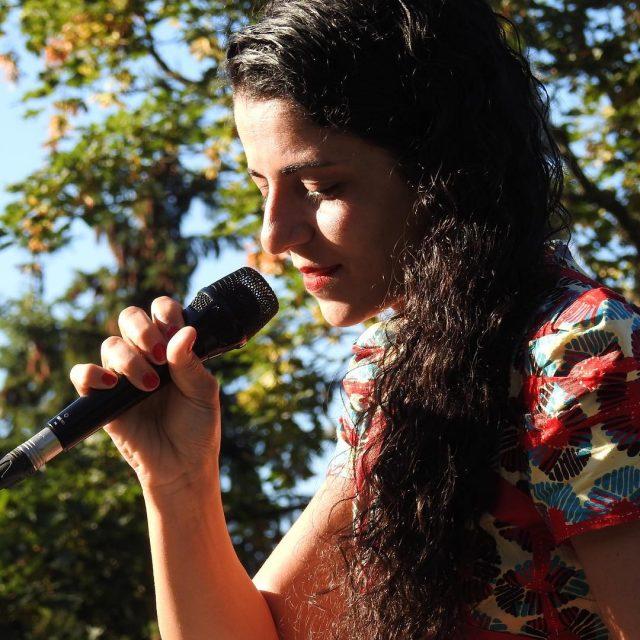 Virginia Cambucci  festival detoursdumonde scenedicietdailleurs musiquesdumonde lozere ete2016
